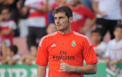 Касильяс в новом сезоне будет основным вратарем Реала
