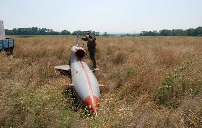 Штаб АТО подтвердил информацию о сбитом сепаратистами беспилотнике