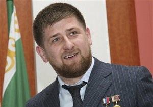 Кадыров пригласил Каддафи в Чечню