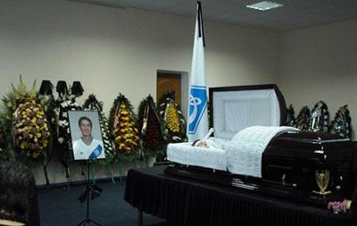 Валентина Белькевича похоронили в Киеве