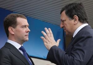 Россия передала Евросоюзу проект соглашения об отмене виз. В Брюсселе советуют не спешить