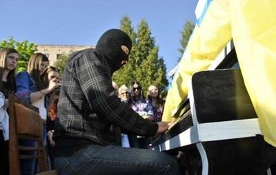 На Майдане выступит Piano Extremist