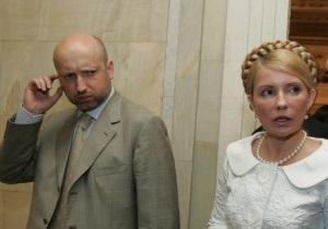Партия регионов обвинила Тимошенко в давлении на судей ВАСУ