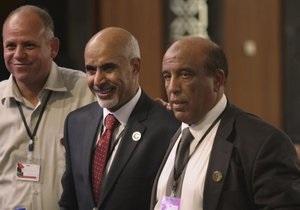 В Ливии избрали главу Всеобщего национального конгресса