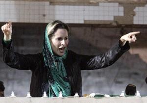 Президент Ирака намерен предоставить убежище вдове и дочери Каддафи в Курдистане