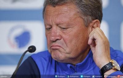 Маркевич: В Лиге чемпионов мы должны выглядеть намного сильнее