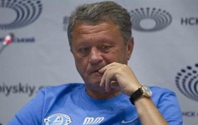 Тренер Днепра: Наши игроки порой чересчур переживают за результат