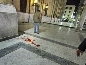Фотогалерея: Террор в Каире