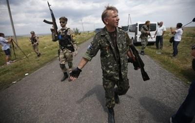 Сепаратисты сообщают об отступлении из Марьинки