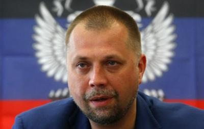 В ДНР опровергают отставку Бородая