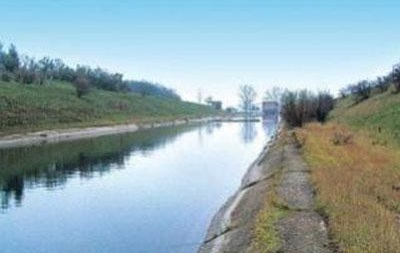 Канал Северский Донец – Донбасс работает в сокращенном режиме