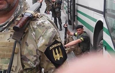 Комбат  Донбасса  рассказал, как отбирают бойцов в батальон