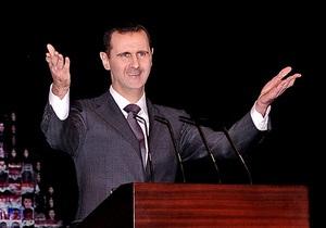 Корреспондент Reuters сообщила в Twitter, что Асад мертв