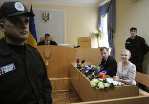 Я цену в $450 в Украину не привозила: Тимошенко обвинила следствие в фальсификациях ее дела