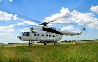 Экипаж сбитого на Донбассе вертолета Ми-8 спасен