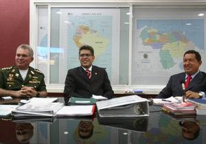 Чавес назначил нового вице-президента