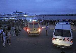 Семь пострадавших при крушении теплохода Булгария находятся в больницах Татарстана