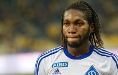 Мбокани не поможет Динамо в первой части сезона