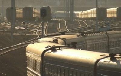 На Донбассе из-за повреждений изменен ряд маршрутов поездов