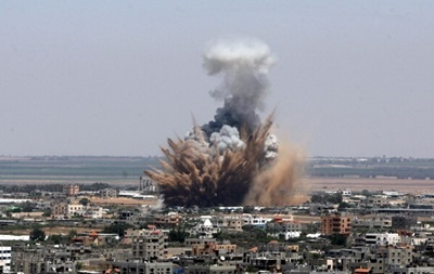 В секторе Газа объявлено очередное трехдневное перемирие