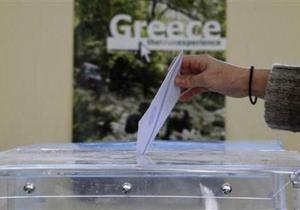 В Греции сегодня пройдет второй тур местных выборов
