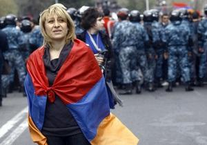 DW: На выборах в парламент Армении Россия вне конкуренции