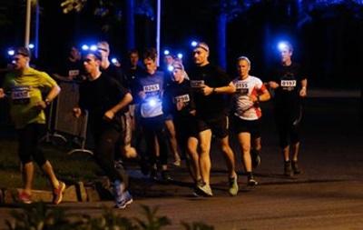 В Днепропетровске на Набережной пройдет ночной марафон