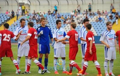 Крымские футбольные клубы оштрафовали после проведения матча Кубка России