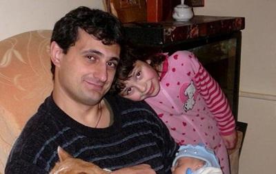 В Борисполе попрощались с мужем Татьяны Черновол