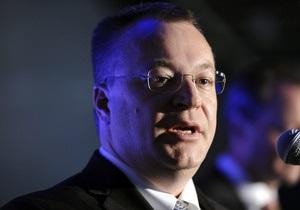 Генеральный директор Nokia назвал iPad единственным успешным планшетом