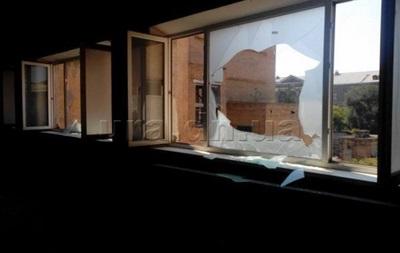 При обстреле центра Донецка погибли три человека, девять пострадавших