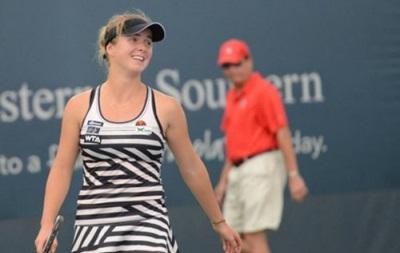 Свитолина сенсационно пробилась в четвертьфинал турнира в Цинцинатти