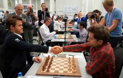 На Шахматной Олимпиаде спортсмена  свалил  сердечный приступ