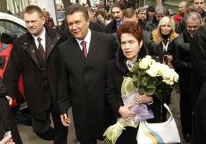 Первая леди Украины раздала российским звездам деликатесы