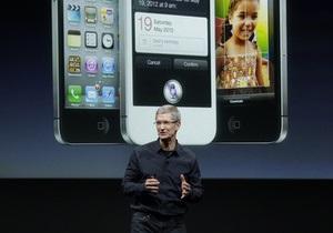 Фотогалерея: Не на 5. Apple представила iPhone 4s
