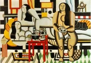 Мадонна продаст картину французского абстракциониста в помощь женскому образованию
