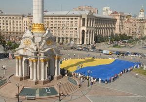 Украина оказалась крупнейшим в Восточной Европе получателем помощи в период кризиса