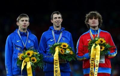 Украина на ЧЕ по легкой атлетике: Четыре медали и два рекорда