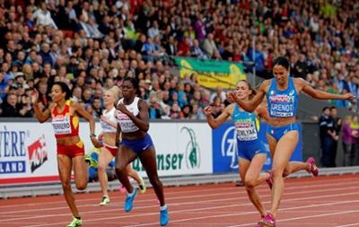 Украина завоевывает вторую медаль чемпионата Европы по легкой атлетике
