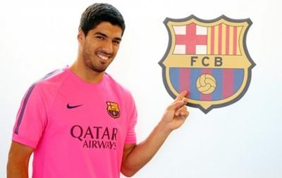 Суарес приступил к тренировкам с Барселоной