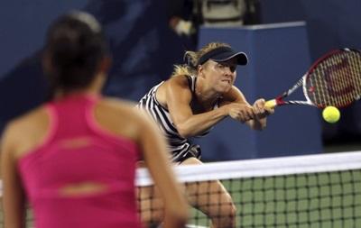 Ана Иванови не пустила украинскую теннисистку в полуфинал турнира в Цинциннати