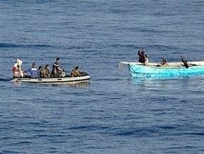 Французские моряки арестовали 19 пиратов