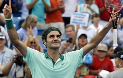 Легендарный Федерер завоевал юбилейный титул в карьере