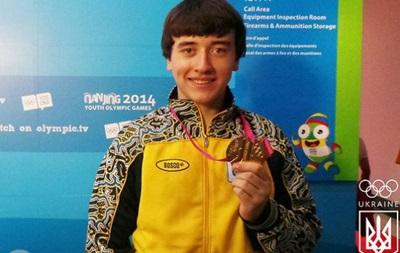 Украина завоевывает второе золото на Юношеских Олимпийских играх