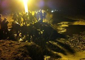 новости Киева - Бортничи - Бортническая станция аэрации - авария - дамба - прорыв дамбы - прорыв дамбы в Бортничах - Власти назначили брифинг относительно прорыва дамбы в Бортничах