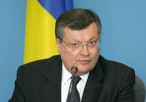 Грищенко: ЕС должен подписать Соглашения об ассоциации без дополнительных условий