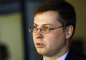 Латвия отказалась от предложенных Еврокомиссией 100 млн евро