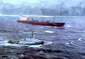 Украинских моряков обвинили в обесточивании острова в Балтийском море