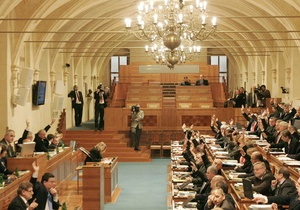 Сенатом Чехии был принят Закон об антикоммунистическом сопротивлении