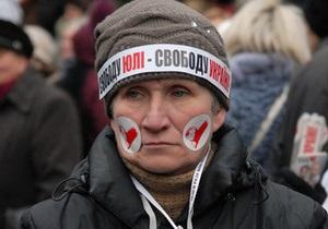 Дело Тимошенко: суд решает вопрос об отводе судьи